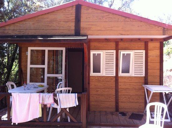 Camping de l'Esplanade : Notre logement
