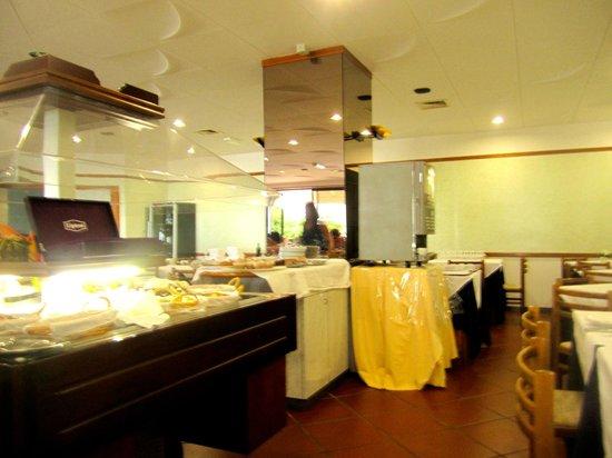 Morcavallo Hotel: Colazione