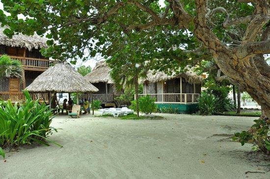 Hotel del Rio: bungalow