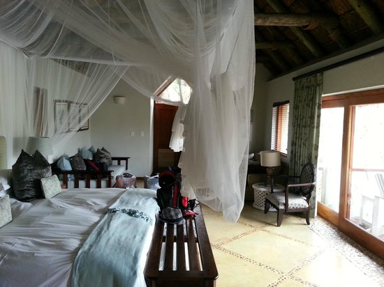 Thornybush Game Lodge: The Family Suite--Room #20