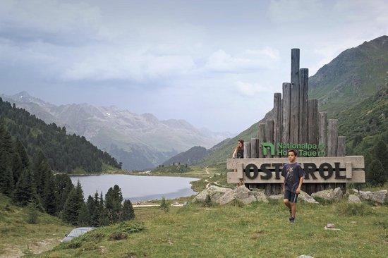 Nationalpark Hohe Tauern: Passo Stelle