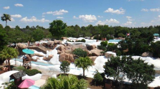 Vista Do Parque Picture Of Disney S Blizzard Beach Water Park