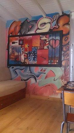 "Hotel de la Plage Contis: La suite ""Pop Art"""