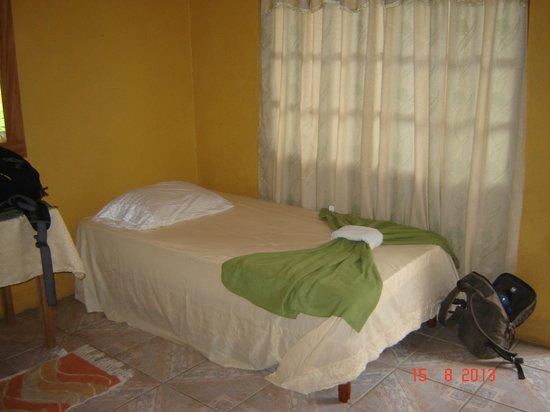 Hotel Tortuguero Natural: Camera