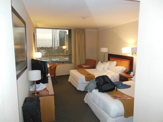 Holiday Inn Express Puerto Madero: Very comfortable room