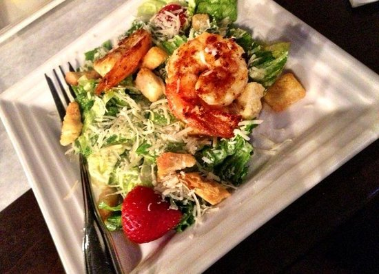 The Grille at Bellalago: Ceasar Salad with Shrimp