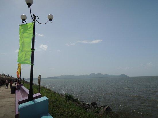Puerto Salvador Allende : Lago Xolotlán