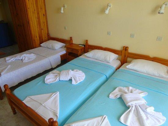 Alexandra's Rooms: monolocale per 3 persone