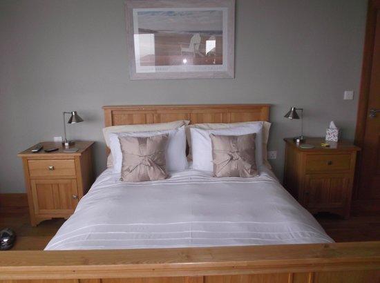 Arlington House: Best nights sleep ever!!