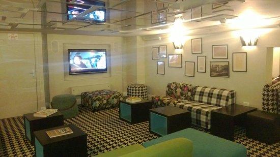 Center Chic Hotel Tel Aviv - an Atlas Boutique Hotel : Spazi comuni