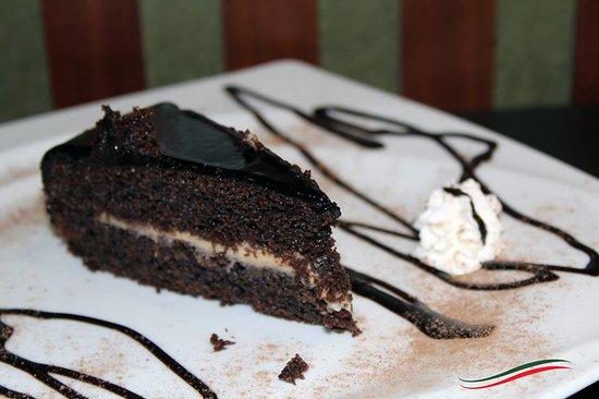Passione D'Italia: Torta al cioccolato.