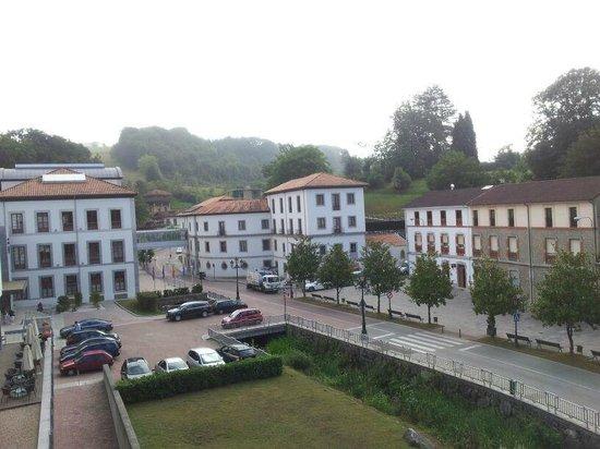 Hotel Enclave: vistas desde nuestra habitación