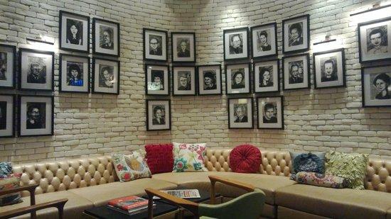 Center Chic Hotel Tel Aviv - an Atlas Boutique Hotel: L'ingresso