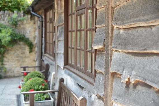 Charney Manor: Barn