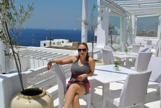 Mykonian Mare Luxury Suites Hotel: .