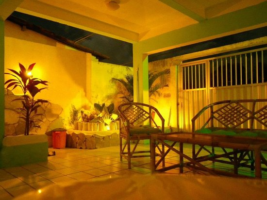 Residencial Tucano: veranda