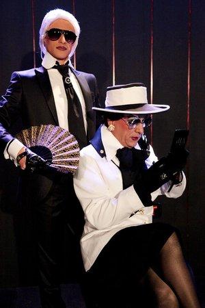 Cabaret Chez Nello : 2 PEOPLES  POUR LE PRIX D'1!!