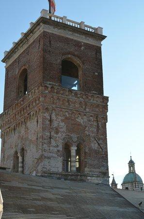 Il panorama dalla terrazza - Picture of Le Terrazze del Ducale ...