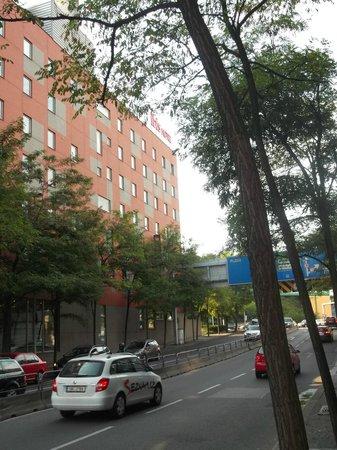 Ibis Praha Mala Strana : hotel