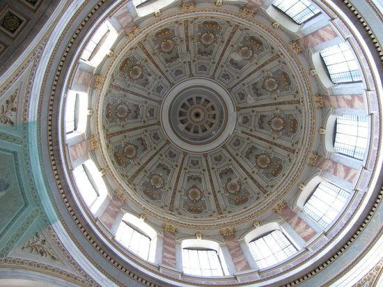 Esztergom Basilica / Cathedral: dome