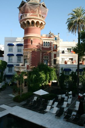 Hotel Medium Sitges Park: tour