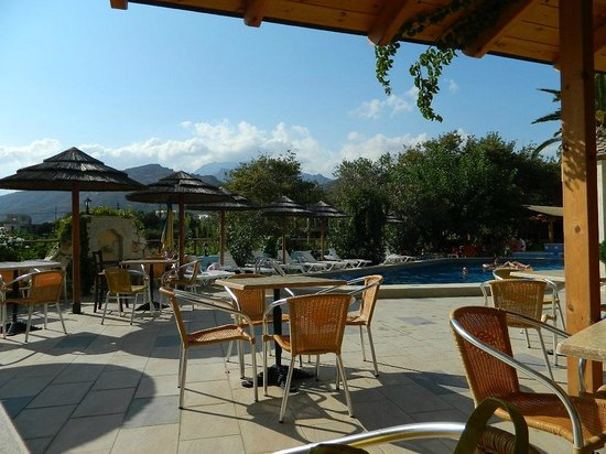 South Coast Hotel: Вид на бассейн