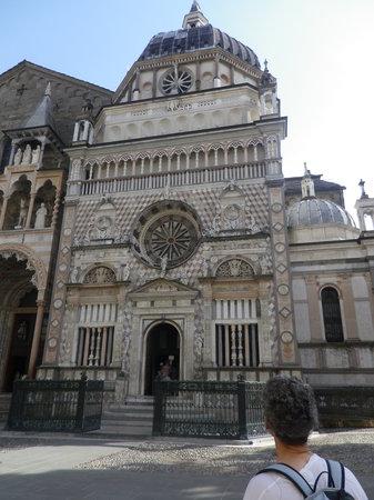 Cappella Colleoni: la chapelle Collenoni