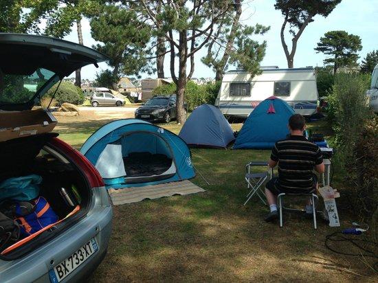 Camping Tourony