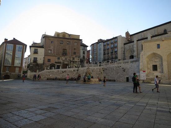 Meson del Cid: Exterior del hotel