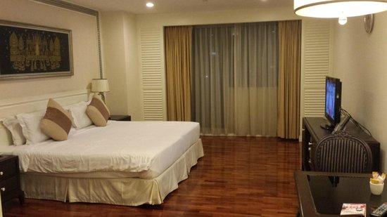 Centre Point Silom: Camera da letto