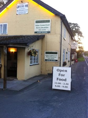 The Gwystre Inn