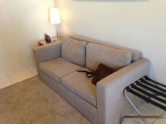 Impar Suites Cidade Nova: Sofa