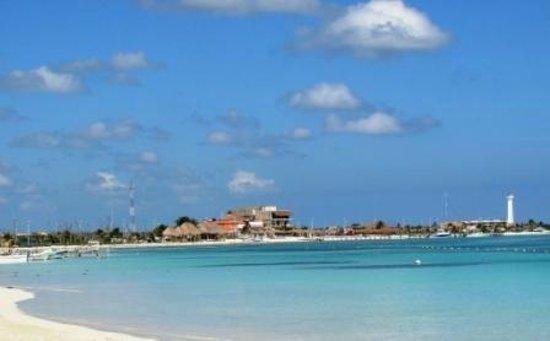 Hotel Costa Maya Inn: vista de mahahual