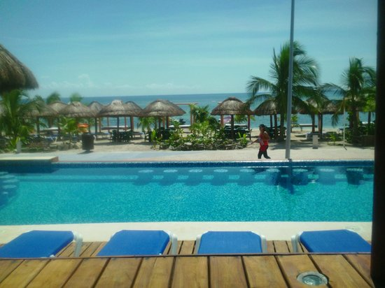 Hotel Costa Maya Inn : SR FROGS BEACH CLUB