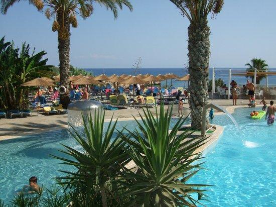 Malama Beach Holiday Village: Poolside