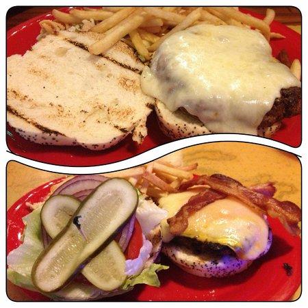 Shenanigans Sports Pub & Restaurant: Shenanigan's Burgers