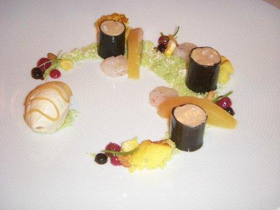 Kronenschlösschen Hotel & Restaurant: Chef creation