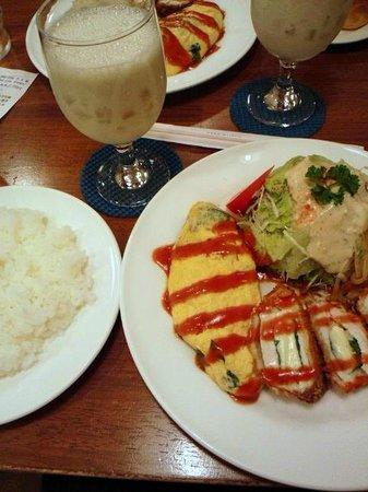 Salada no Mise Sancho Kawaramachi Main