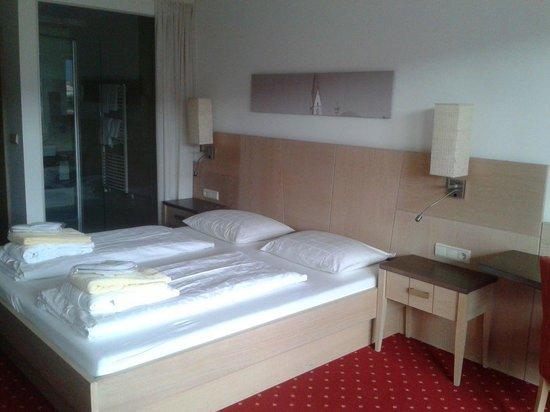 Hotel Terentnerhof: camera