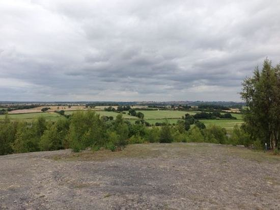 Polesworth, UK: view from the top