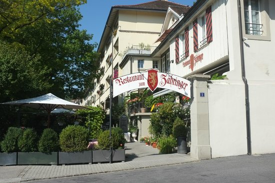 Restaurant zum Zähringer: Restaurant Zähringer