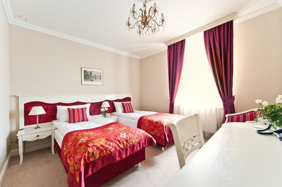 Hotel Schanel Residence: twin room