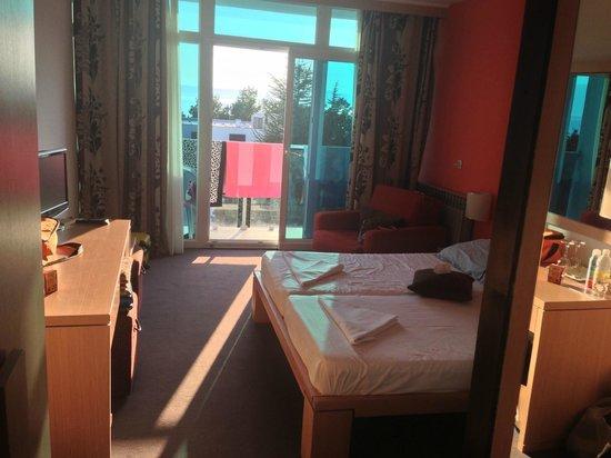 Hotel Beli Kamik: la camera al quarto piano