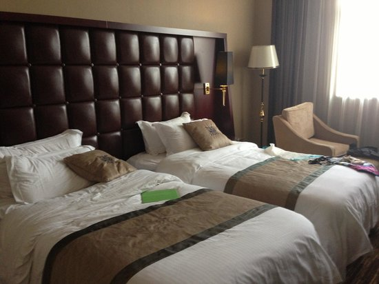 Beijing Jianguo Hotel: Lovely twin room