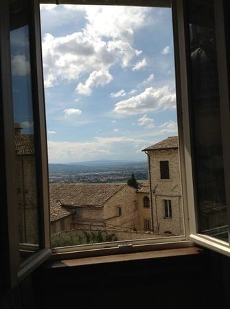 Hotel Alexander: view