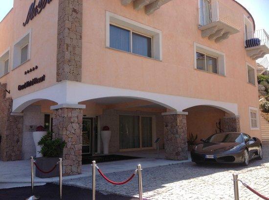 Grand Hotel Resort Ma&Ma: Front of hotel