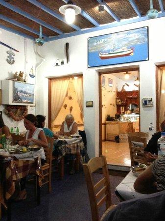 Trehantiri Taverna: ristorante