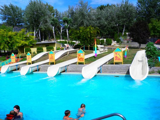 Osoyoos Campground & Waterslides