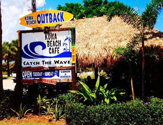 Welcome to Kona Beach Cafe!