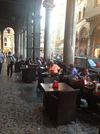 Caffe Maxim: la veranda